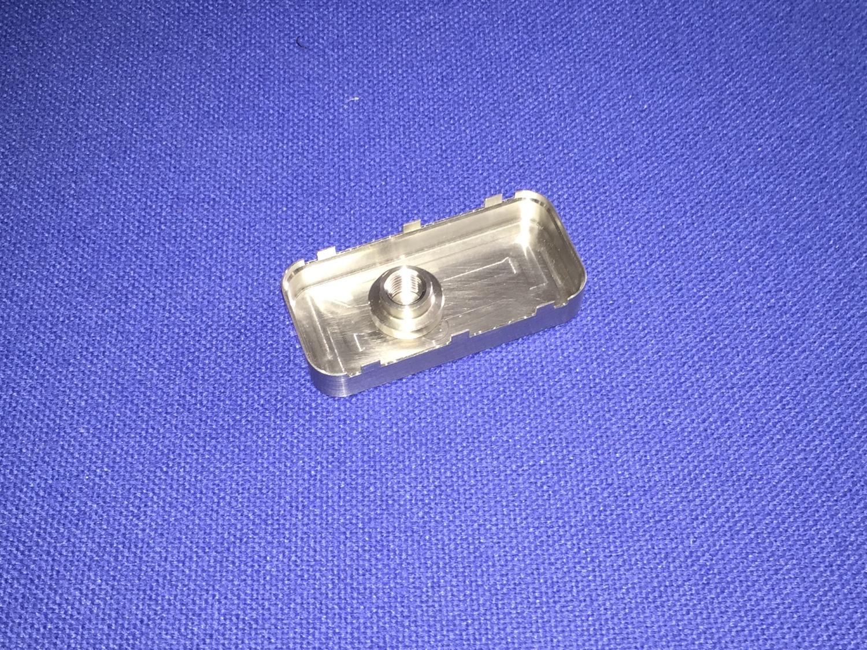 Fraisage inox 304L